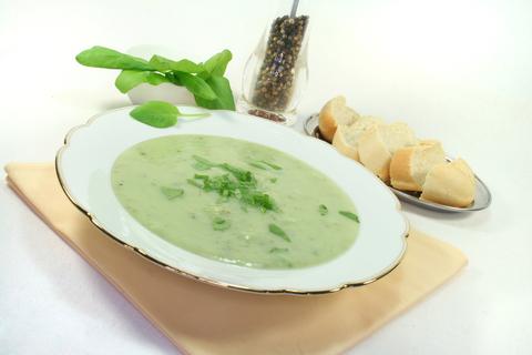 bylinková polievka