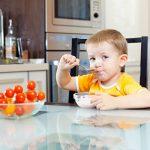 Keď dieťa nechce jesť