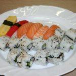 Kde sa vzalo sushi