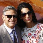 George Clooney sa oženil