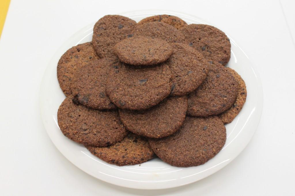 Mandľové cookies