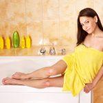 Relaxačný orechový kúpeľ