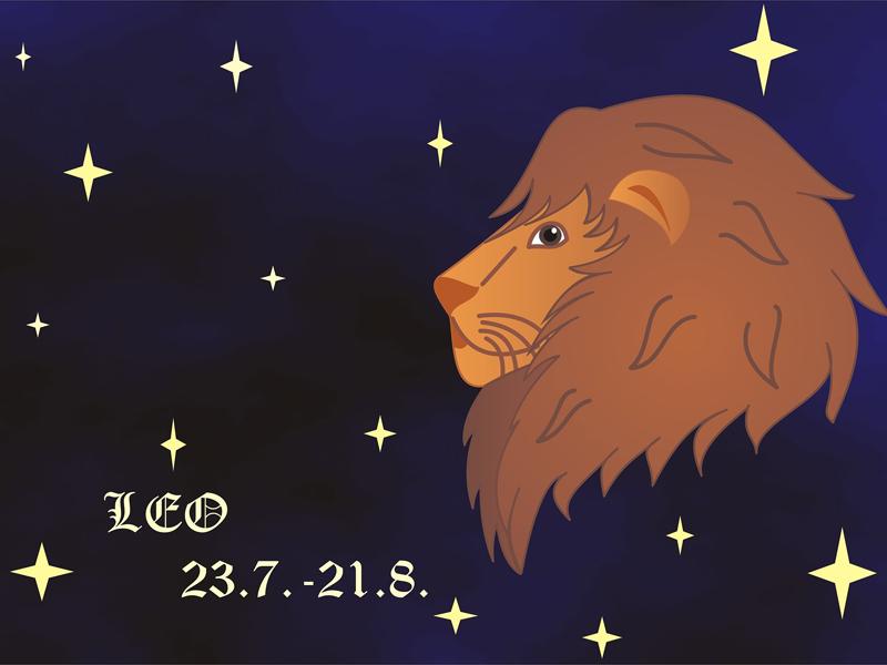 Lev (23. júl – 23. august)