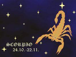 Škorpión (24. október – 22. november)
