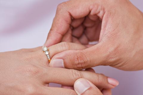 Ako nosíte prsteň