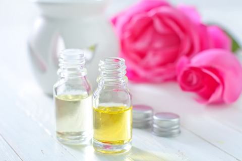 ruzovy olej