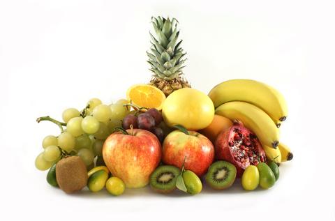 Cukor v ovocí
