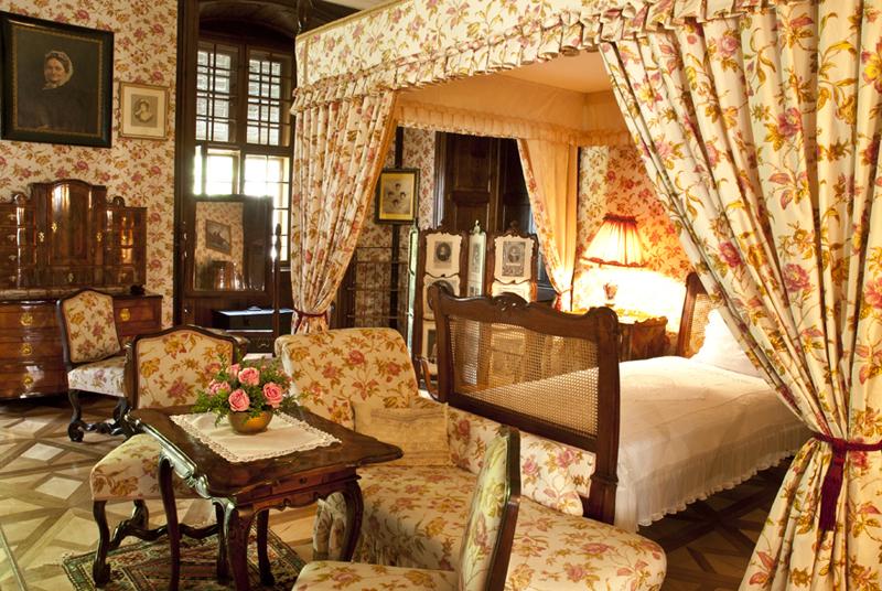 Spálňa F. Berchtoldova
