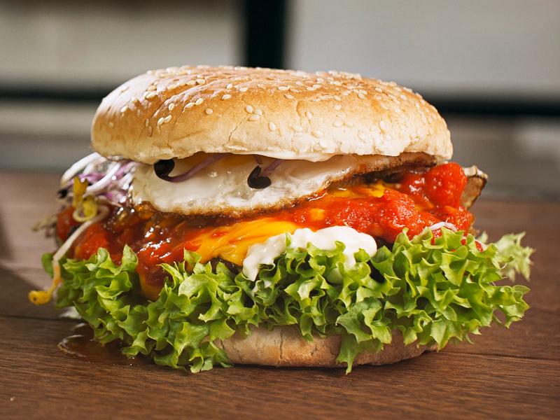 jedlá z fastfoodov