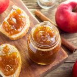 Jablková marmeláda s pomarančami