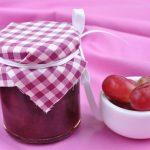 Hroznový džem s orechmi