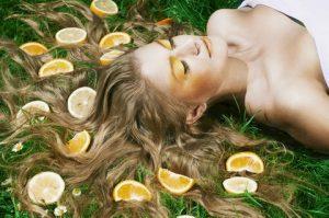 Pomarančový šampón