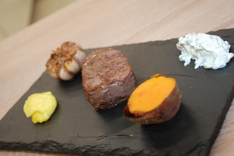 Bravčový steak