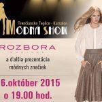Módna show – Rozbora Couture