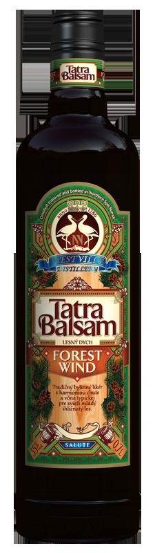 TATRA BALSAM_forest wind