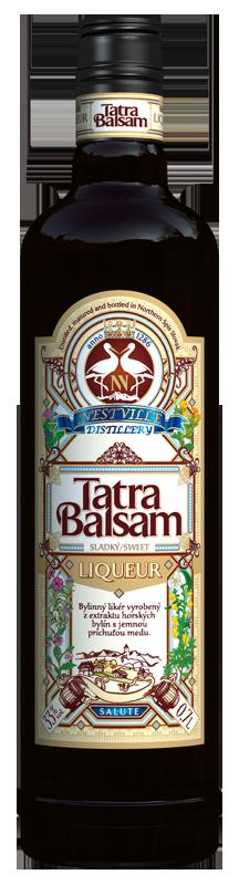 TATRA BALSAM_liqueur