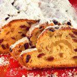 Slávnostné raňajky – Vianočná štóla