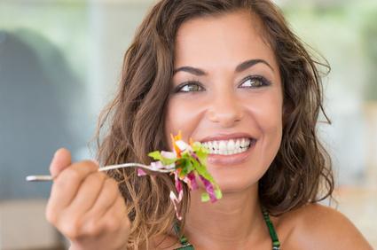 zdravou stravou