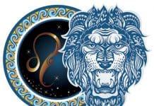 Lev na mesiac január
