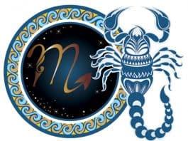 Škorpión na mesiac január