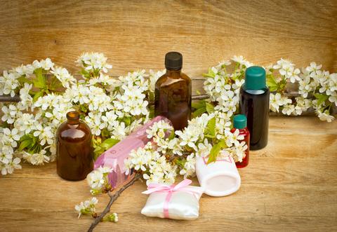 Liečivé olejčeky