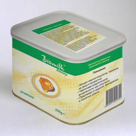 Biomilk Honey