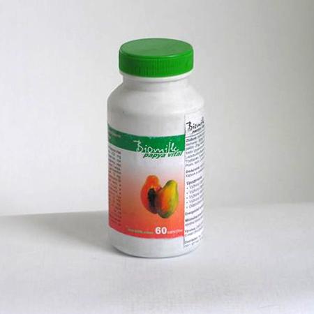 Biomilk Papaya Vital