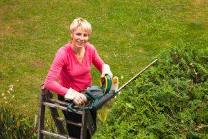 Zahradne prace
