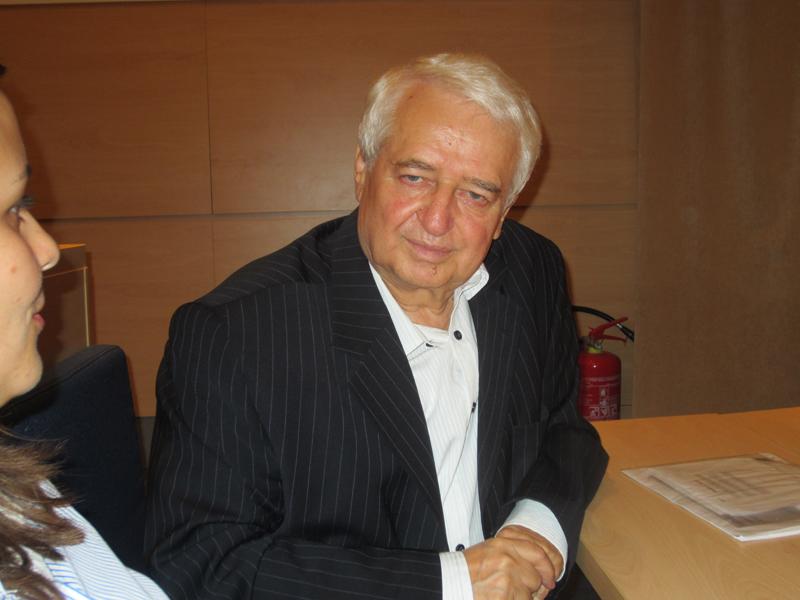 Profesor Alexandrov
