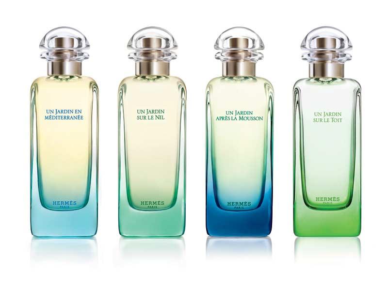 parfumy značky Hermés