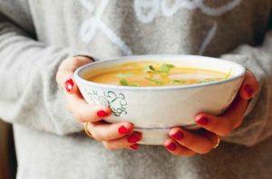 o polievkach