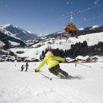 Jarná lyžovačka