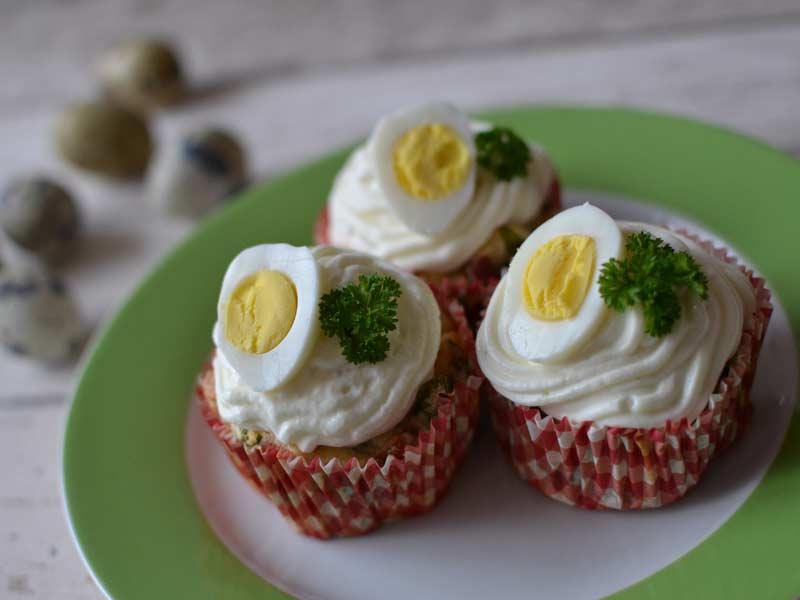 Veľkonočné cupcakes