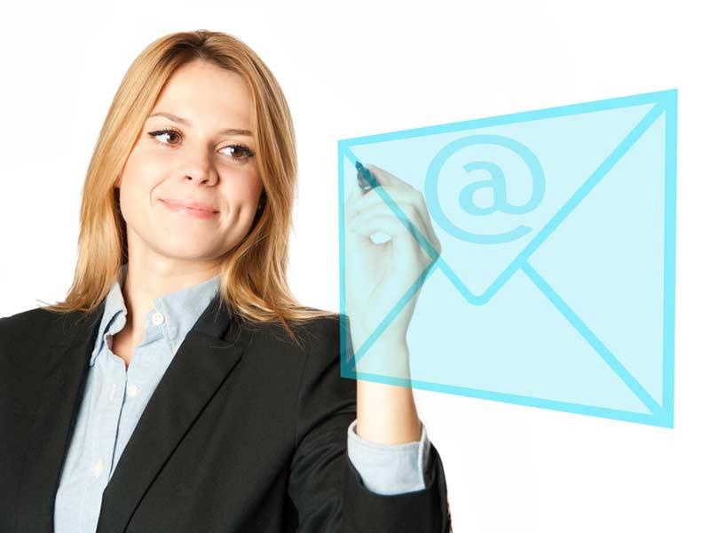 hromadný e-mail