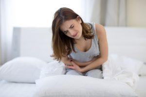 Bolestivá menštruácia