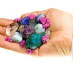 Veštenie z farebných kamienkov