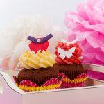 Princeznovské cupcakes