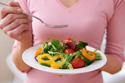 jesť pomalšie