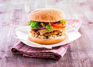 Morčací burger