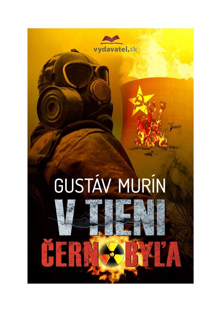 V tieni Černobyľa obálka, obálka