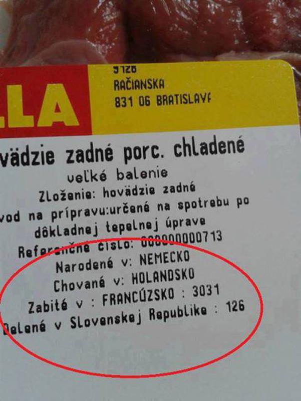 slovenské mäso