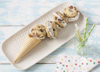 Zmrzlinové cookies