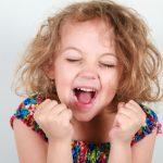 Dieťa a záchvaty hnevu