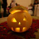 Halloween na zámku Schloss Hof – dielničky so strašidielkami a hľadanie duchov