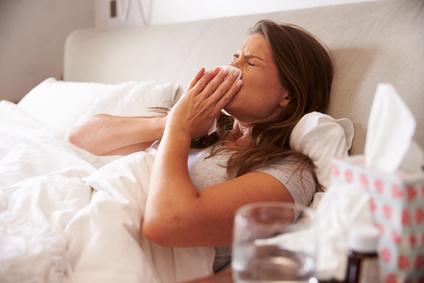 chrípkové obdobie