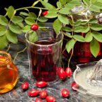 Šípkový čaj proti migréne