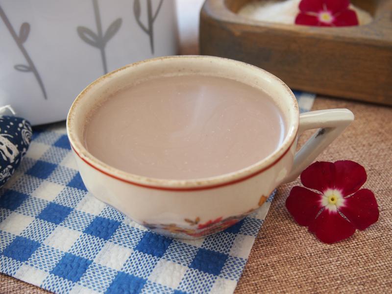 Kokosovo sezamové mlieko
