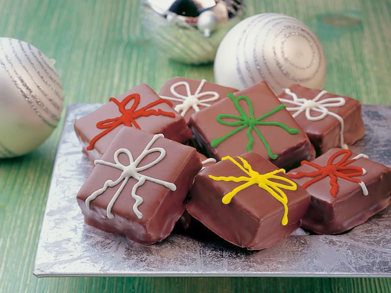 Čokoládové darčeky