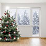 Vianočný stromček vydrží dlhšie