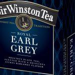 Kráľovský dúšok čierneho čaju